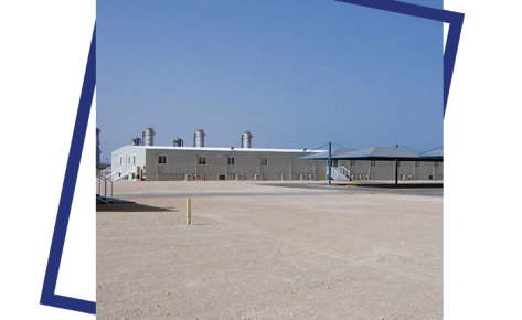 ARAMCO TEMPORARY SITE