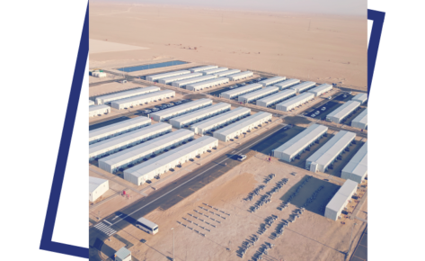 HARAD GAS PLANT – CAMP, MAIN OFFICES, WAREHOUSE AND LAYDOWN