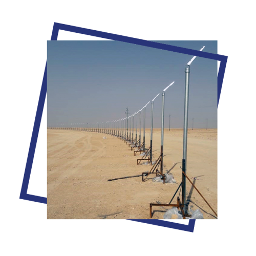 HARAD GAS PLANT – PERMANENT SECURITY FENCE