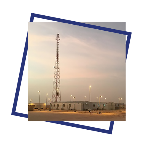 HARAD GAS PLANT – SATELLITE OFFICES