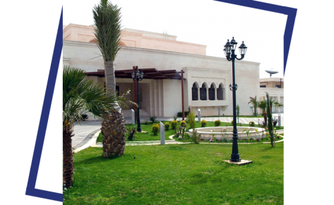 SAUDI EMBASSY RESIDENCE HOUSING – JORDAN