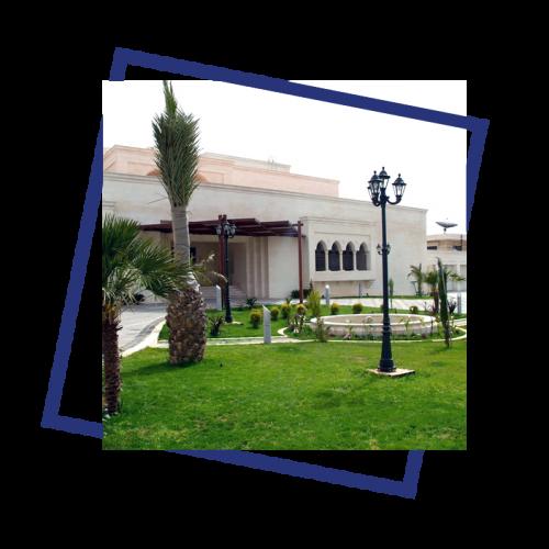 SAUDI EMBASSY RESIDENCE HOUSING
