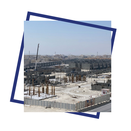 Qalali Infrastructure, Package 01